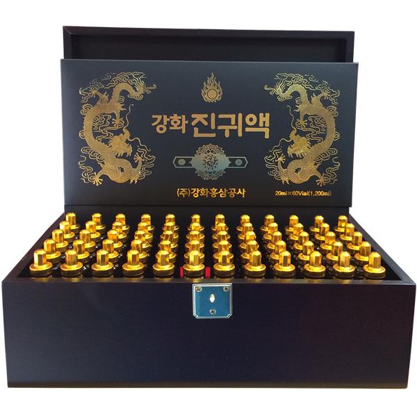 Bổ dược 60 ống Hàn Quốc